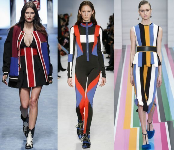 Stripes 2017 Fashion Trend