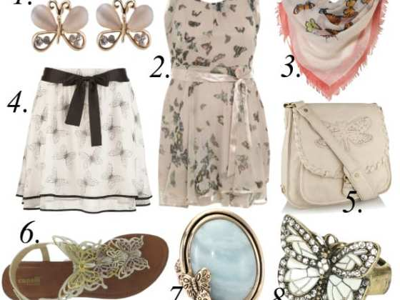 The Butterfly Effect - 8 Delicate Picks From $6 to $70 3