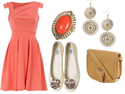 Perfect for Spring - 5-Piece Coral Love Under $100 4
