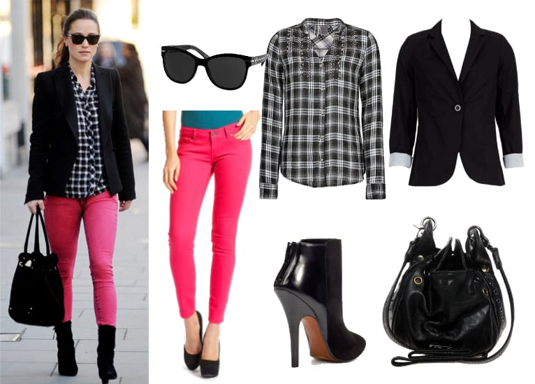Get Her Outfit: Dress Like Pippa Middleton for $200! 1