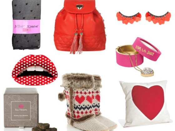 Heart-Shaped Valentine's Day Gifts Under $50 5