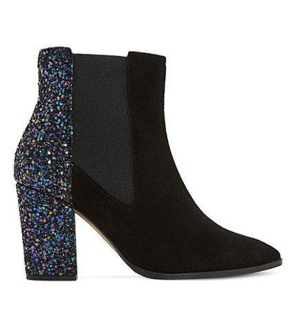 7 Sparkly Glitter Boots Under $100 6