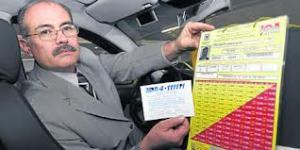 Bogota taxi driver and tariff