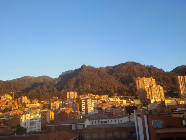Bogota neighborhoods - Chapinero Alto - where to stay in Bogota