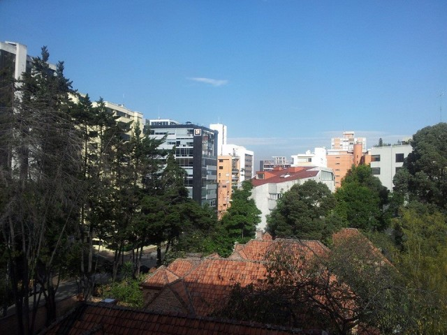 Bogota neighborhoods - El Nogal - where to stay in Bogota