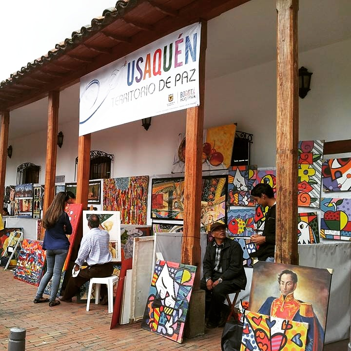 Bogota neighborhoods - Usaquen