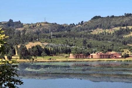 Paipa, Boyacá - where we'll be spending the first few days of 2015.