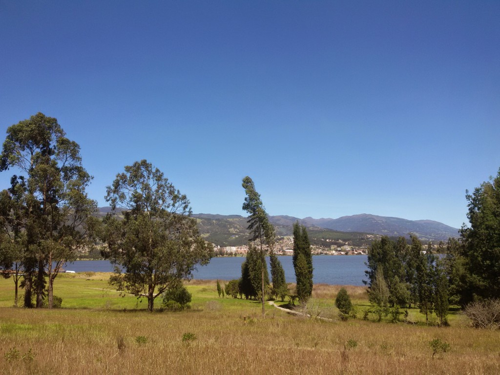 The grounds of the Hotel Estelar were expansive and beautifully scenic.