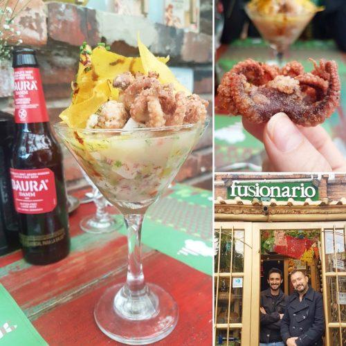 Fusionario - places to eat in Bogota
