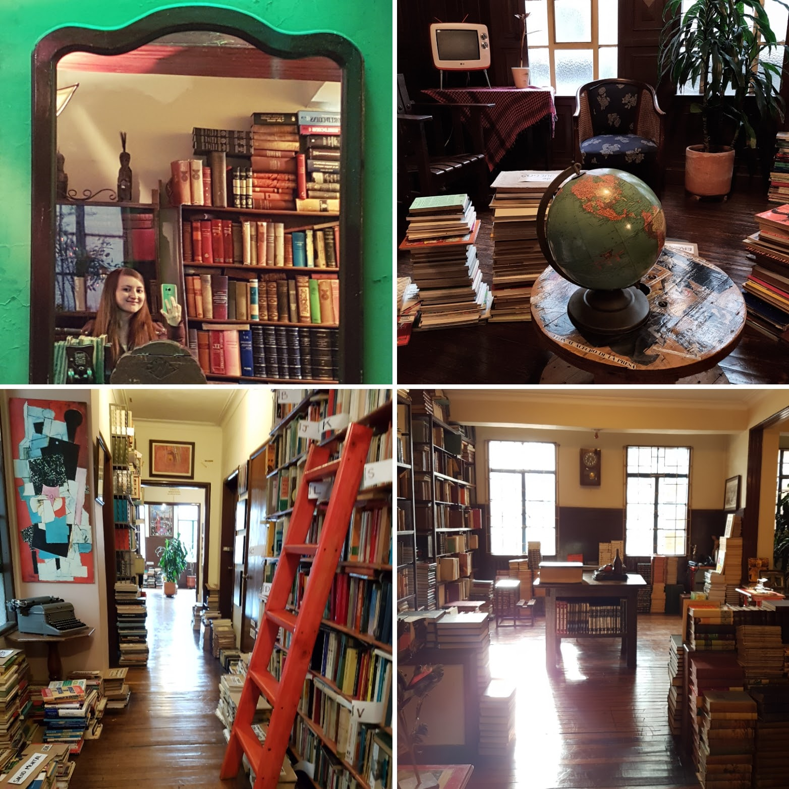 English books in Bogota