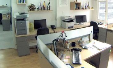 Latin Branch coworking spaces bogota