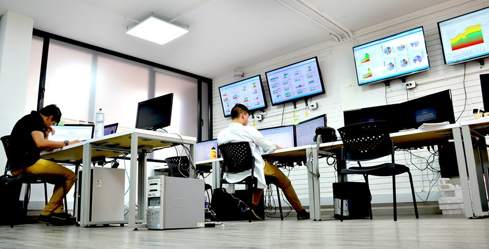 Sectortic coworking spaces bogota