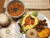 Vegetarian restaurants in Bogota