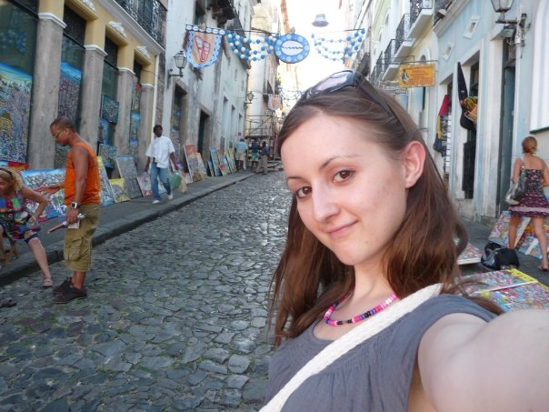 Salvador, Brazil, solo female travel
