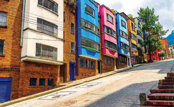 La Macarena Bogota