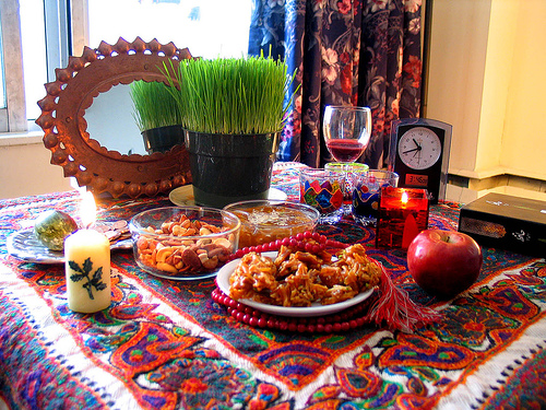 The IranianPersian New Year  Prepare Your House for