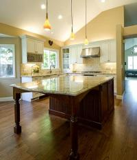 More Space and Functionality with Kitchen Island with ...