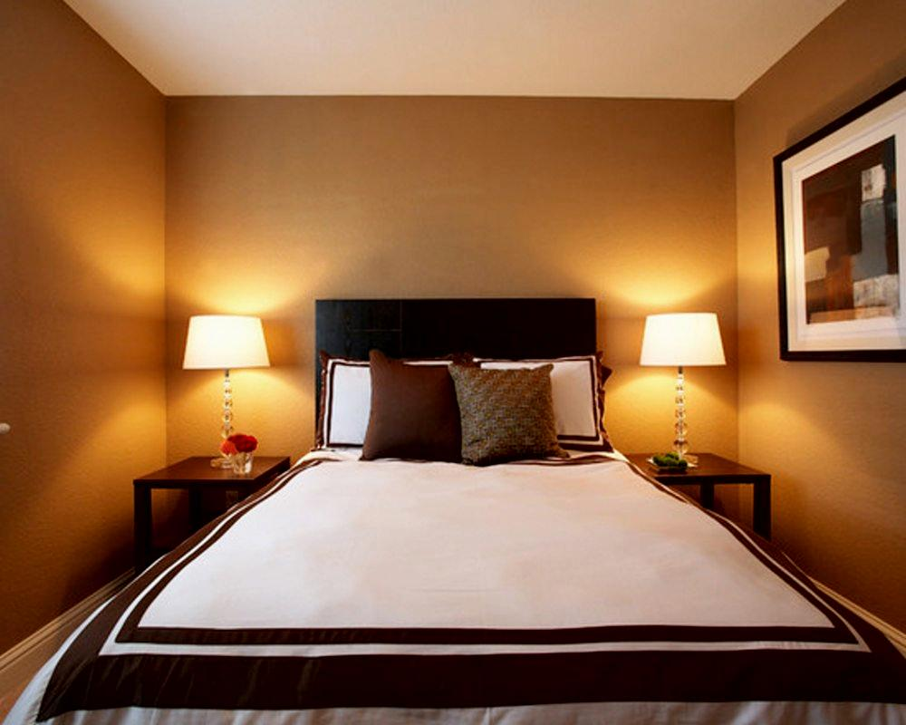 Small Bedroom  Lightng Tips  How To Build A House