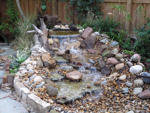 A Good Choice for Your Yard or Garden  Pondless Waterfalls  How To Build A House