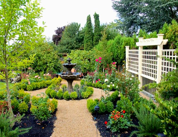 Create a Dream Garden in Five Easy Steps  How To Build A House