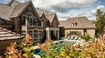 English Country Style Home