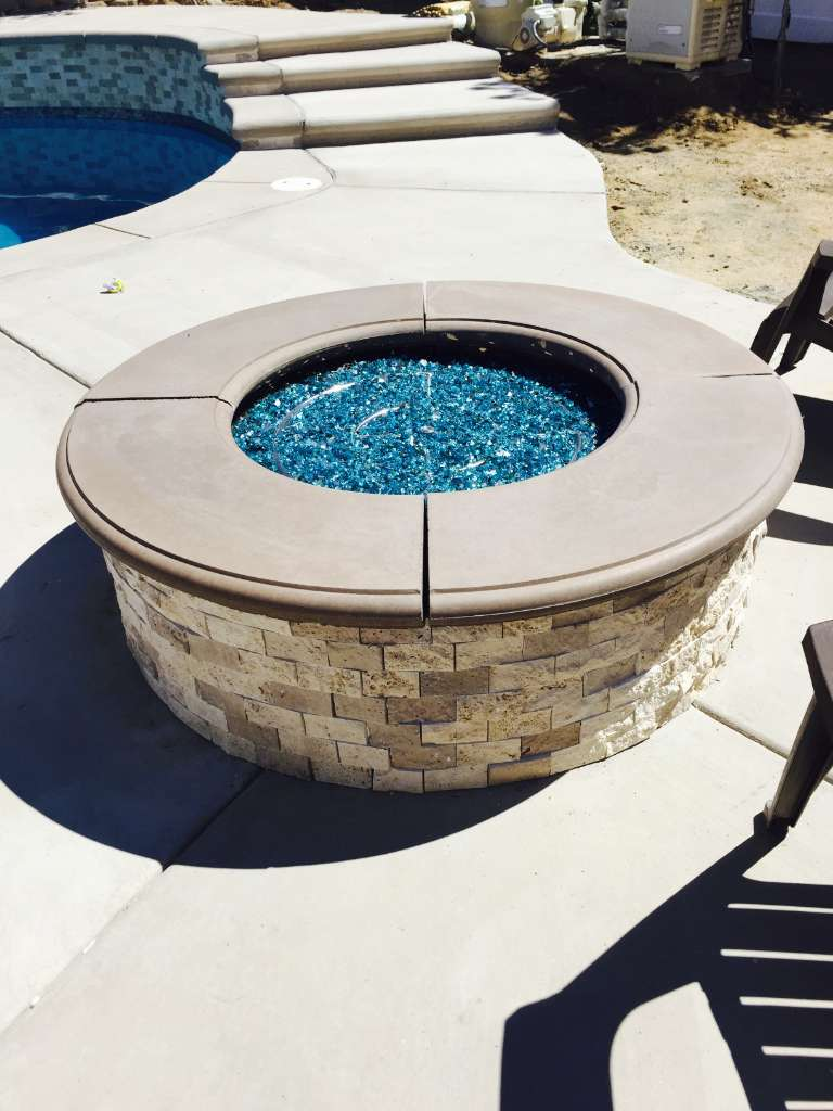 BBQs  Firepits  How to Build Your Own Pool How to Build