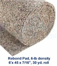Selecting the Right Carpet Pad, Padding, Cushion