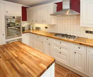 wood countertops kitchen delta linden faucet how to clean and maintain wooden stuff net cleaningwoodcountertops