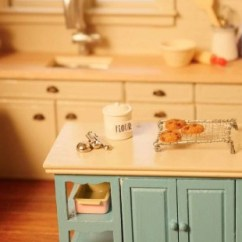 Kitchen Miniature Lacquer Cabinets Howtocookthat Cakes Dessert Chocolate Tiny Chip Cooking