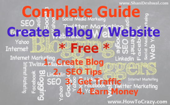 how-to-create-blog-website-for-free-full-guide-tutorial