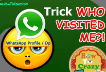 who visited my whatsapp