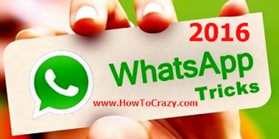 whatsapp tricks 2017