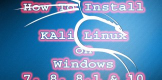 install-kali-linux-windows-android