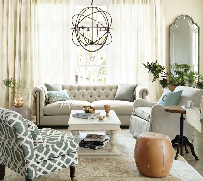 Living Rooms How To Decorate