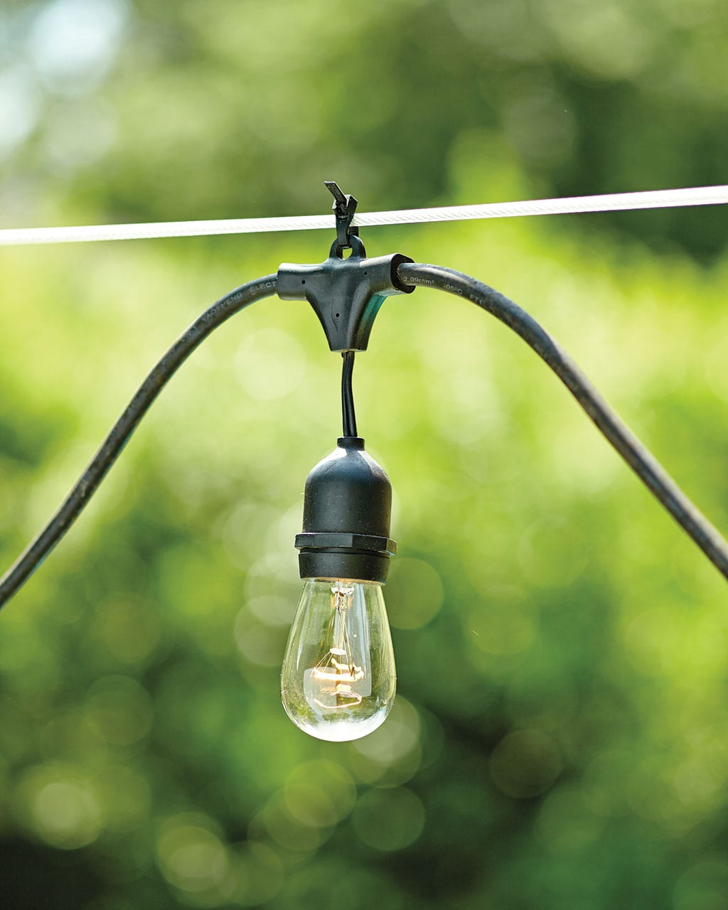 Wiring Outdoor Lamps