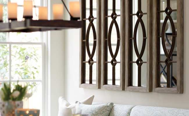 Decorating With Architectural Mirrors How To Decorate