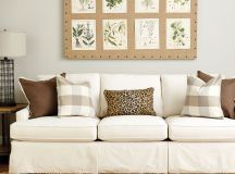 How To Choose Pillows For Sofa 5 Fall Sofa Slipcovers ...