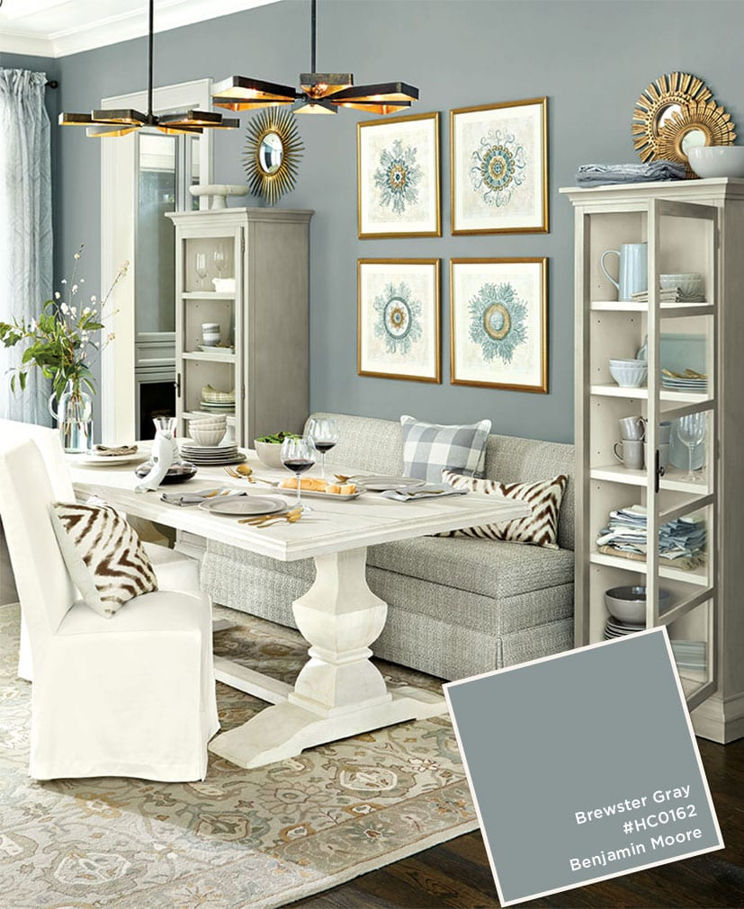 Paint Colors from Ballard Designs Winter 2016 Catalog  How To Decorate