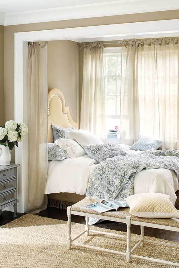 How to Hang Drapes - How To Decorate
