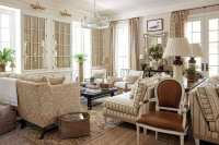 Mark Sikes' Living Room at the Southern Living Idea House ...