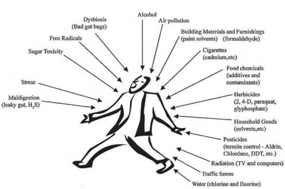 heavy metals detox symptoms