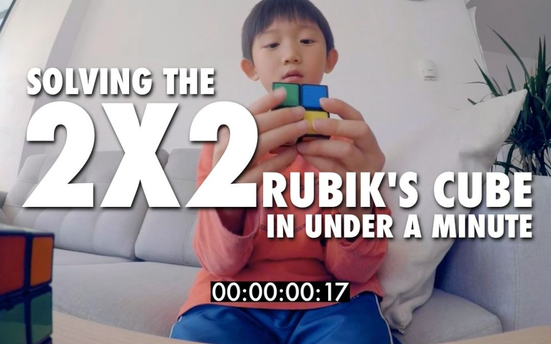 Solving the 2×2 Rubik's Cube [VIDEO]