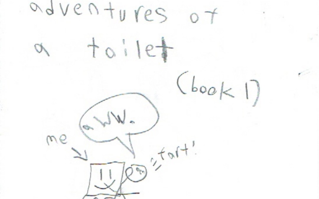 adventures of a toilet( book 1)