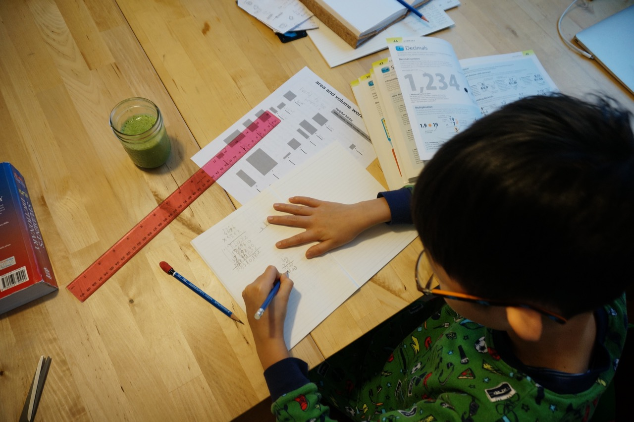 Home Learning Journal January 14 20