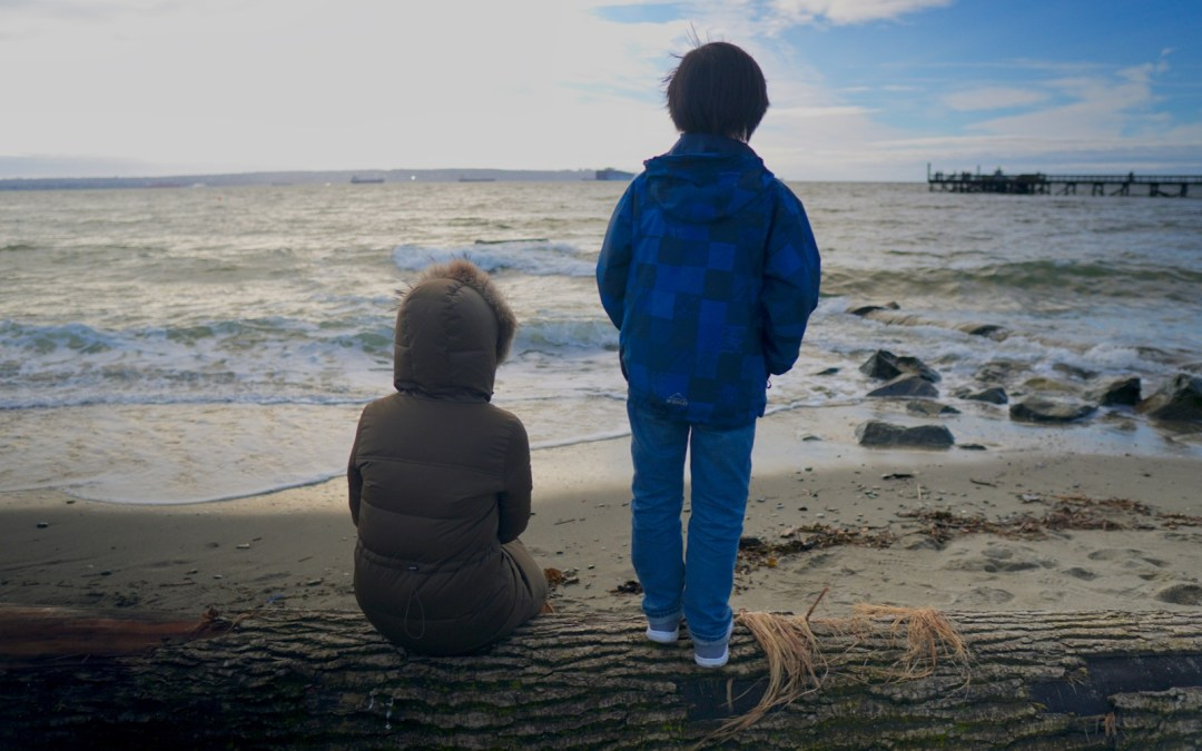 Unschooling Journal January 27 to February 2, 2019 – The Beach