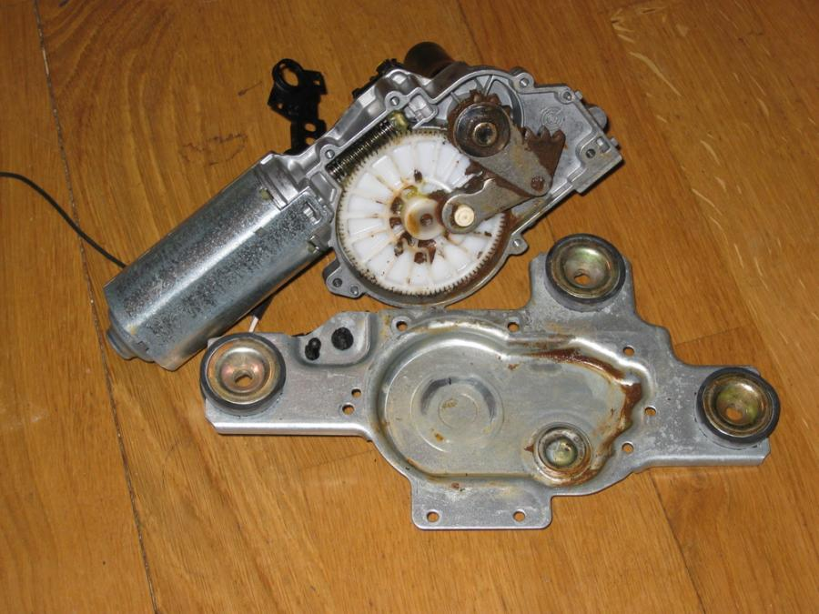 rear wiper motor wiring diagram 1972 ford f100 alternator how to everything repairing the on a focus repair