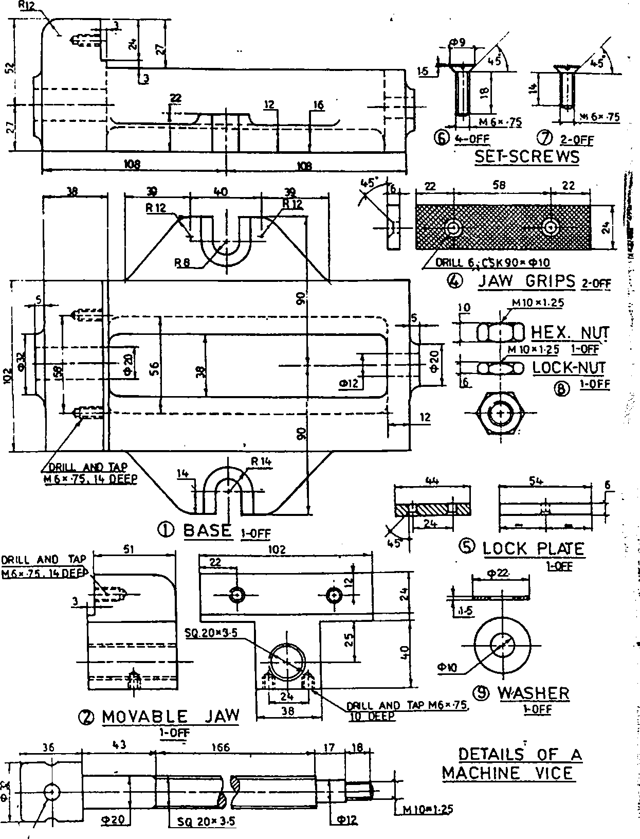 hvac mechanical drawing symbols pdf