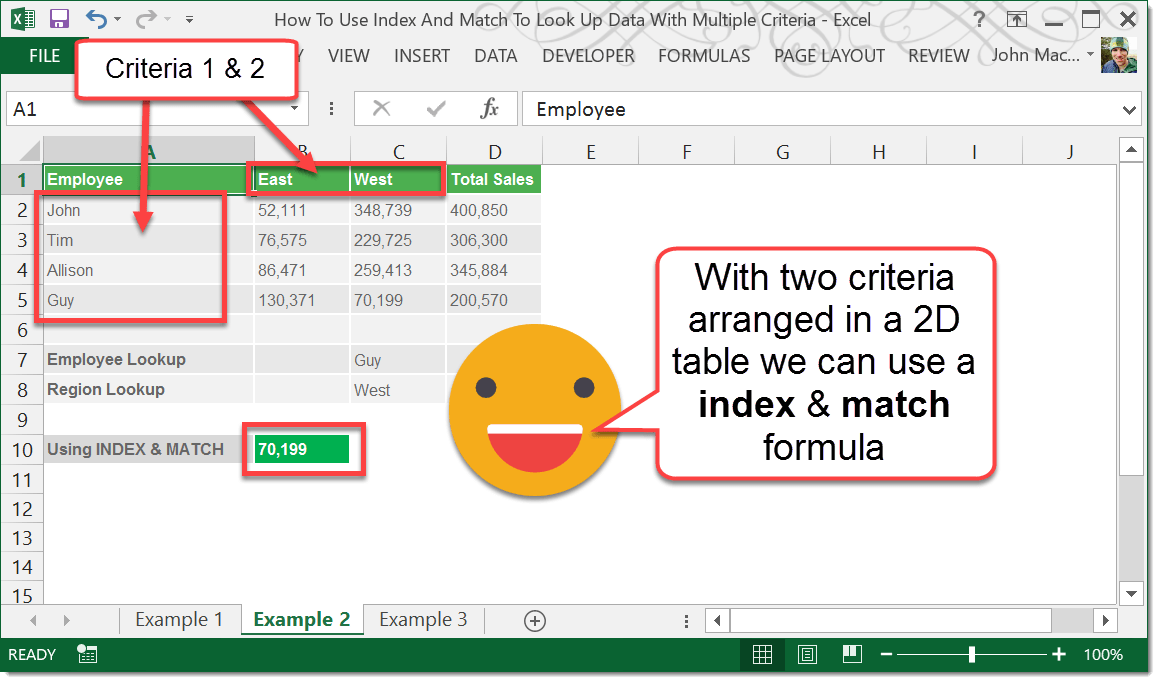 How to use index and match to look up data with multiple criteria how to use index and match to look up data with multiple criteria gamestrikefo Choice Image