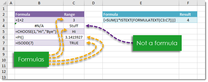 How-To-Count-The-Number-Of-Formulas-In-A-Range How To Count The Number Of Formulas In A Range