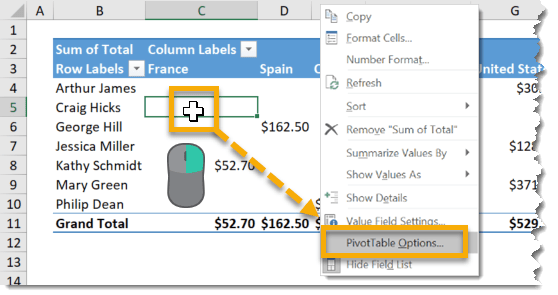 Replace-Empty-Cells-In-A-Pivot-Table-Step-1 101 Advanced Pivot Table Tips And Tricks You Need To Know